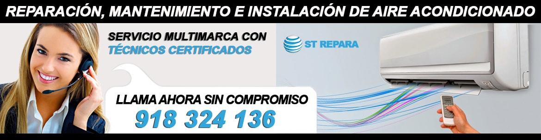 reparacion aire acondicionado madrid 918 324 136