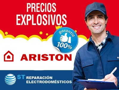 reparacion lavadoras madrid ariston